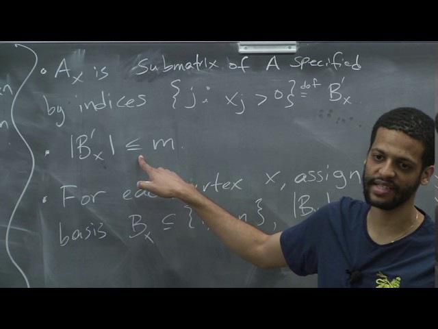 Advanced Algorithms (COMPSCI 224), Lecture 16