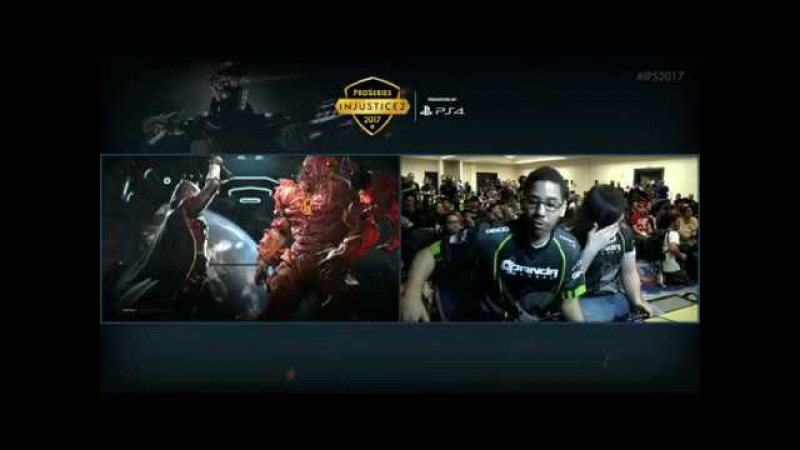 Injustice 2 CEO 2017 Top 48 ft Madzin, Scar, SonicFox, Biohazard and more
