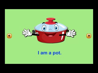Hello Felix | CVL Unit 24 In the kitchen - Learning english for kids