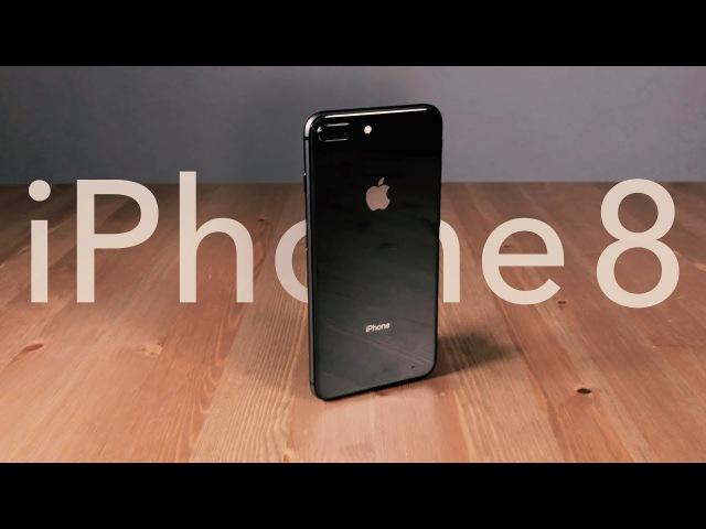Настоящие возможности iPhone 8 plus