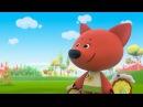 Ми-ми-мишки - Все серии подряд про Лисичку! 💃🌺🍄 Прикольные мультики для детей ...