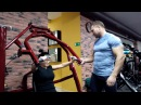 Тренировка Надежды Соболевой Победитель Фабрика красивых тел 2016год Max Zhuikov Fitbody