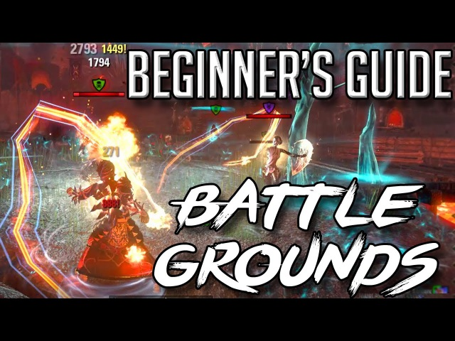 Beginner's Guide to ESO: BATTLEGROUNDS! (Elder Scrolls Online Tips for PC, Xbox One, and PS4)