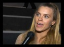 Carolina Dieckmann inverno 2013 entrevista com Francisco Chagas no programa Over Fashion