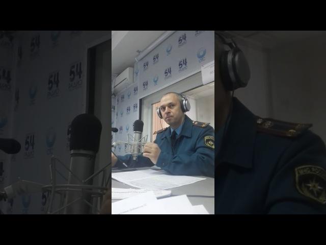 Советы по безопасности в отопительный сезон от Владимира Глазина. МЧС