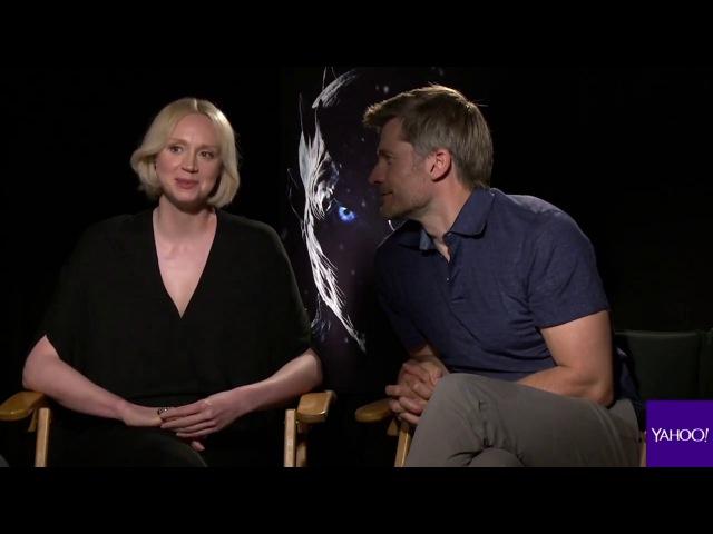 TeamJaime or TeamTormund? Gwendoline Christie (Brienne!) Has a Surprising Answer