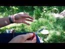 Правка ножа в походных условиях точилка Victorinox