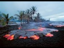 Извержение вулкана на Гавайях.Volcano eruption in Hawaii