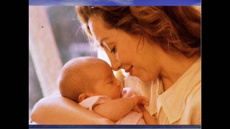 Мамины заботы Как держать новорожденного