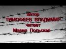 ТЮРЬМА автор Тимофеев Владимир Петрович