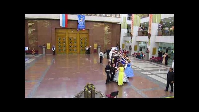 Ручеек Традиционный осенний бал в музее ВОВ на ПГ 18 11 17