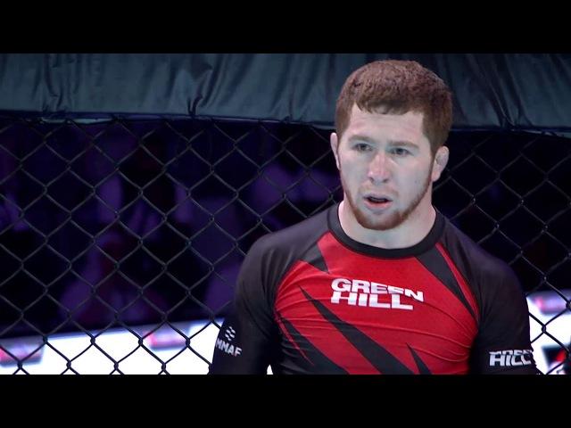 Murtaza Talha Ali (BAH) X Pavel Pahomenko (BLR) - World championship Amature MMA 18/11/2017