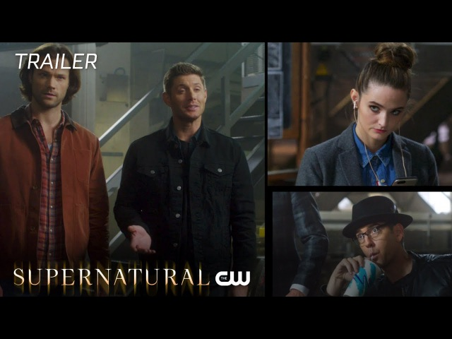 Supernatural | The Scorpion And The Frog Trailer | The CW