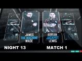 2017 Premier League  Week 13  Wade v Lewis