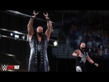 WWE 2K18 - Gallows &amp Anderson Entrance