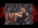 Undertaker Kane vs Big Show Kaientai (Undertaker Teaches Kane The Last Ride)! 4/12/01