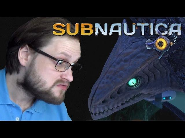 РАЗ НА РАЗ С АКУЛОЙ ► Subnautica 42