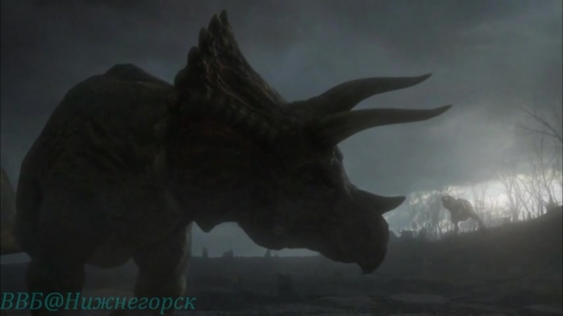 BBC: Сражения динозавров. 2 Серия. Последние дни.
