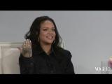 Интервью Рианны на Forces of Fashion от Vogue
