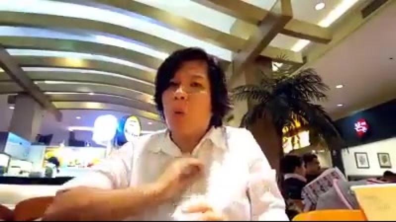 Philippine deaf community vlog - about speaker languages tagalog
