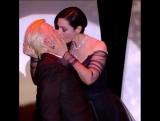 Ведущая Моника Беллуччи на открытии Каннского кинофестиваля слилась в страстном поцелуе с актёром Алексом Лутцем