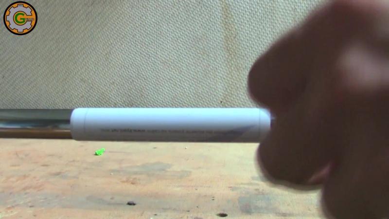 Homemade air gun ¦ How to make an airgun؟ ¦ Mr.Gear