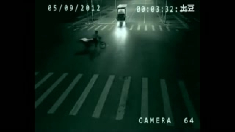 СВИДЕТЕЛЬСТВО - Ангел спасает на дороге