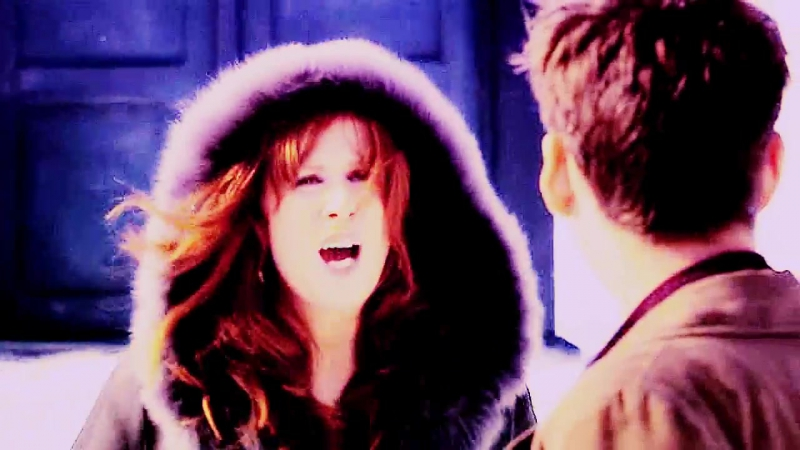 Doctor Who / Доктор Кто (best of Donna Noble) - Super-Temp