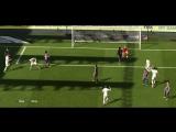 FIFA18 Мой необыкновенный гол!