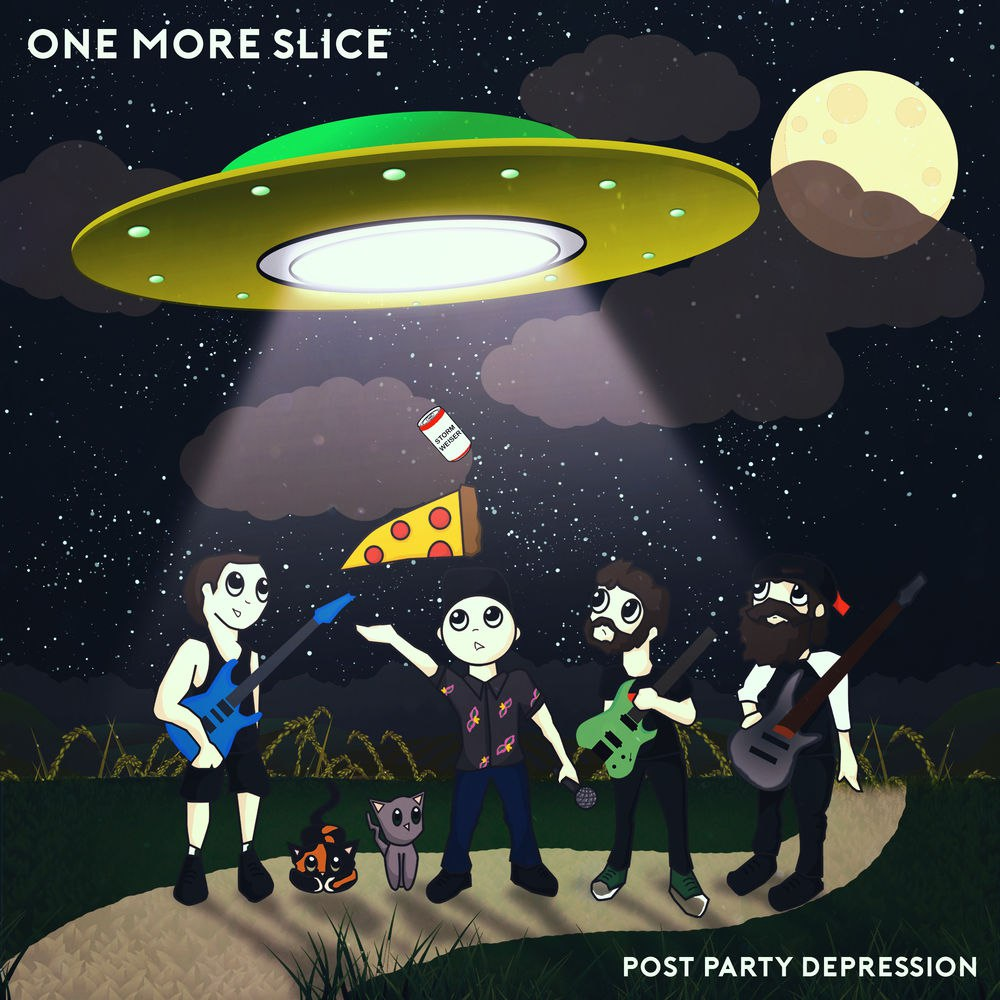 One More Slice - Post Party Depression [EP] (2017)