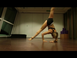 Класс haley viloria contortion technical