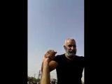 Бригадный генерал Иссам ЗахрЭдДин и его сын Яруб вернулись в свой родной город Ас-Сура Аль-Кабира