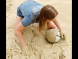 Mud Ball Girl