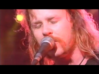 Metallica - Fade To Black Live Moscow 1991 Аэродром Тушино