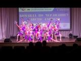 ARCTIC ENERGY - Команда по черлидингу САФУ - гала-концерт фестиваля искусств