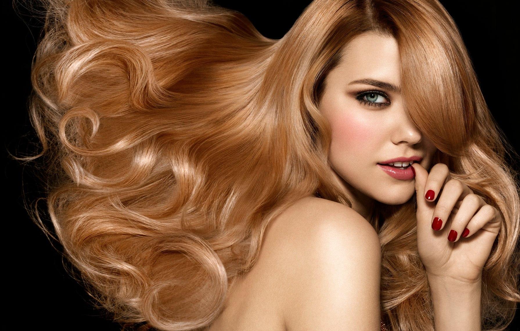Какие продукты для роста волос?