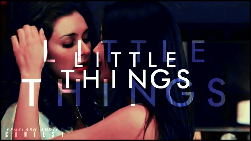 Multi-Femslash - Little Things [COLLAB]