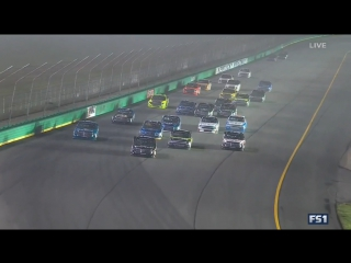 NASCAR Camping World Trucks 2017. Этап 10 - Кентукки