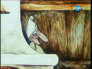   ☭☭☭ Советский мультфильм   Ивашка из Дворца пионеров   1981  