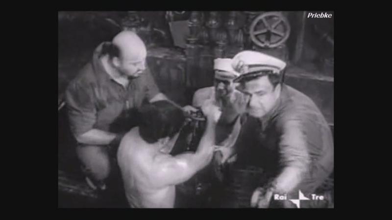 Duelo en el Mar.-Beta Som- 1963. Español.