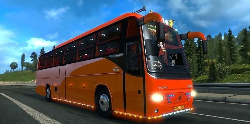 Автобус Volvo B12B TX