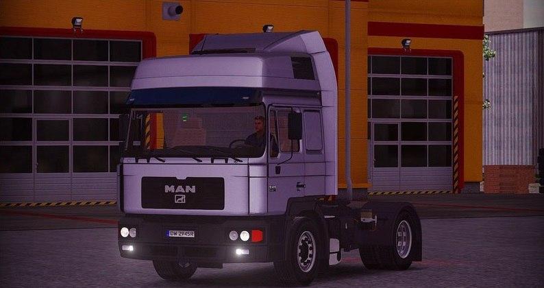 MAN F2000 19.414