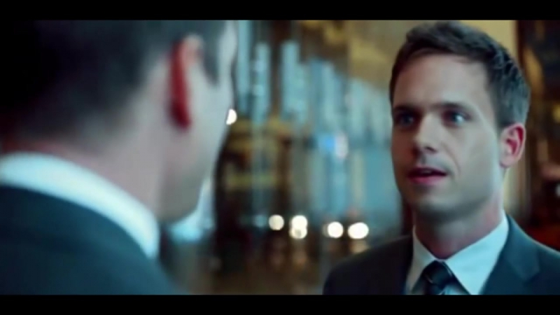 Suits _ Harvey Mike - Loyalty