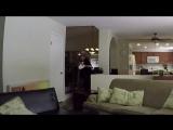 Жестокий розыгрыш, устроенный в доме, где снимался фильм Паранормальное явление