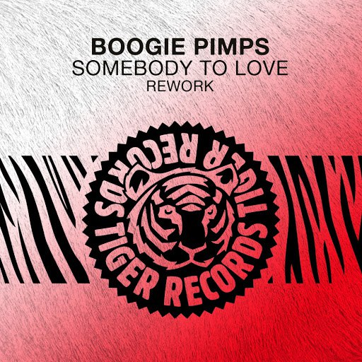 Boogie Pimps альбом Somebody to Love (Rework)