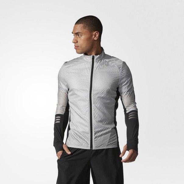 Куртка для бега adizero climaproof