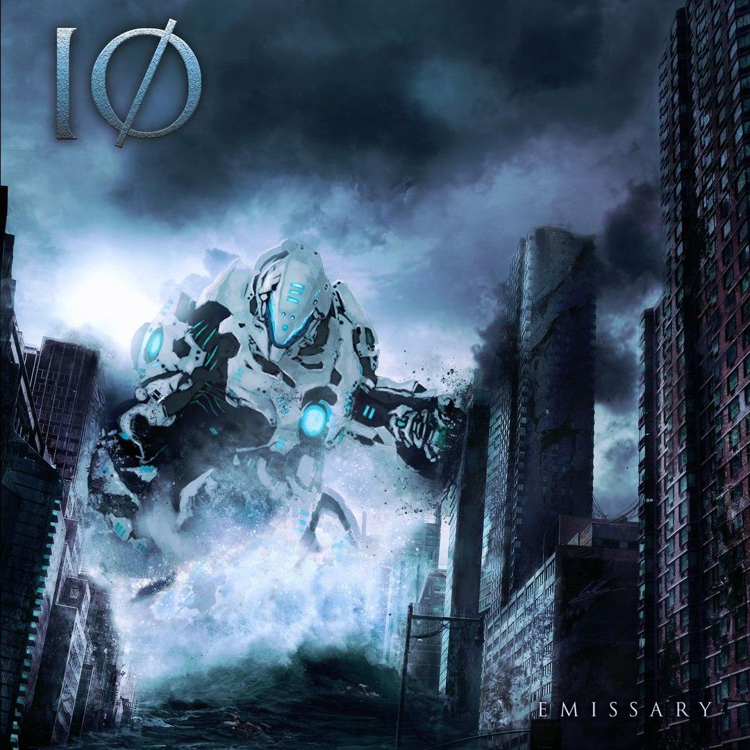 IO - Emissary [EP] (2017)