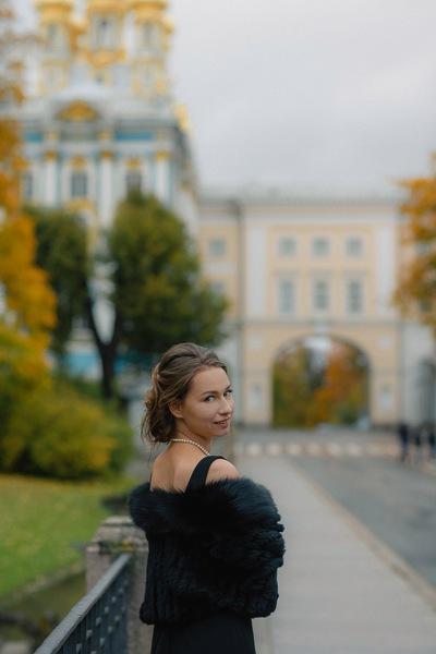 Карина Ноздрачева