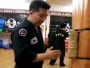 Making iron fist Gongkwon Yusul (Korean Martial Arts)