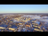 Пудож. Карелия. My native place-PUDOZH